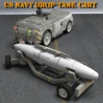 Click to download the 'Navy Weapons Cart (for Poser)'