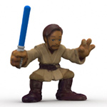 Click to download the 'Obi-Wan Galactic Hero'