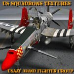Click to download the 'P-58 Stallion Repaints'