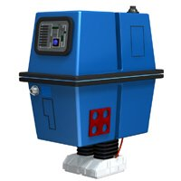 Click to download the 'Power Droid (for Poser)'