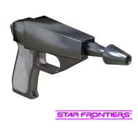 Click to download the 'Star Frontiers Laser Pistol'