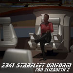 Click to download the 'E2 Starfleet Uniform (2341)'