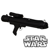 Click to download the 'E-11 Imperial Blaster refit legacy prop'