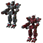 Sentinel Robot Mech Color Add-Ons