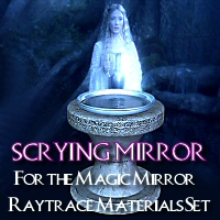 Scrying Mirror