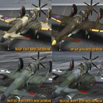 Click to download the 'Supermarine SkyFury Mk1 Texture Add-On 1'