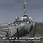Add-on Set for HMCS Snowberry