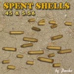 Click to download the 'Spent Shells'