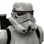 Click to download the 'Star Wars Stormtrooper'