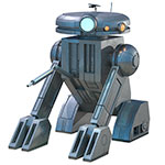 Click to download the 'T3-M4 Astromech Droid'