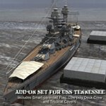 Click to download the 'Add-on Set for USS Tennessee'