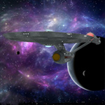 Click to download the 'USS Enterprise (for DAZ Studio)'