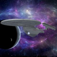 Click to download the 'USS Excelsior (for Poser)'