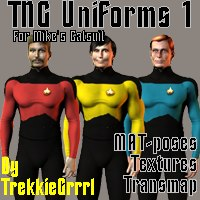 Click to download the 'TNG uniforms for M2's Bodysuit'