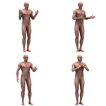 Click to download the 'Vincent Parker (VPM1) Pose Set 1'