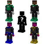 Veeperson: Green Lantern Set