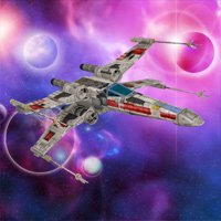 Star Wars X-Wing Fighter image