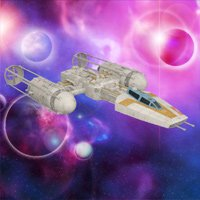 Star Wars Y-Wing Fighter image