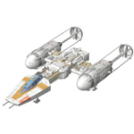 Click to download the 'Y-Wing Fighter (for Poser)'