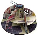 Click to download the 'Death Star Playset 1977'
