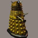 Click to download the '2005 series Dalek'