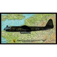 Click to see the full-sized image: 'Arado AR-234B Profile'.