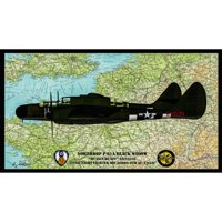 Click to see the full-sized image: 'P-61 Black Widow Profile'.