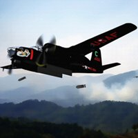Click to see the full-sized image: 'A-26 Invader Strike'.