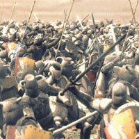 Click to see the full-sized image: 'Medieval Warriors 2'.