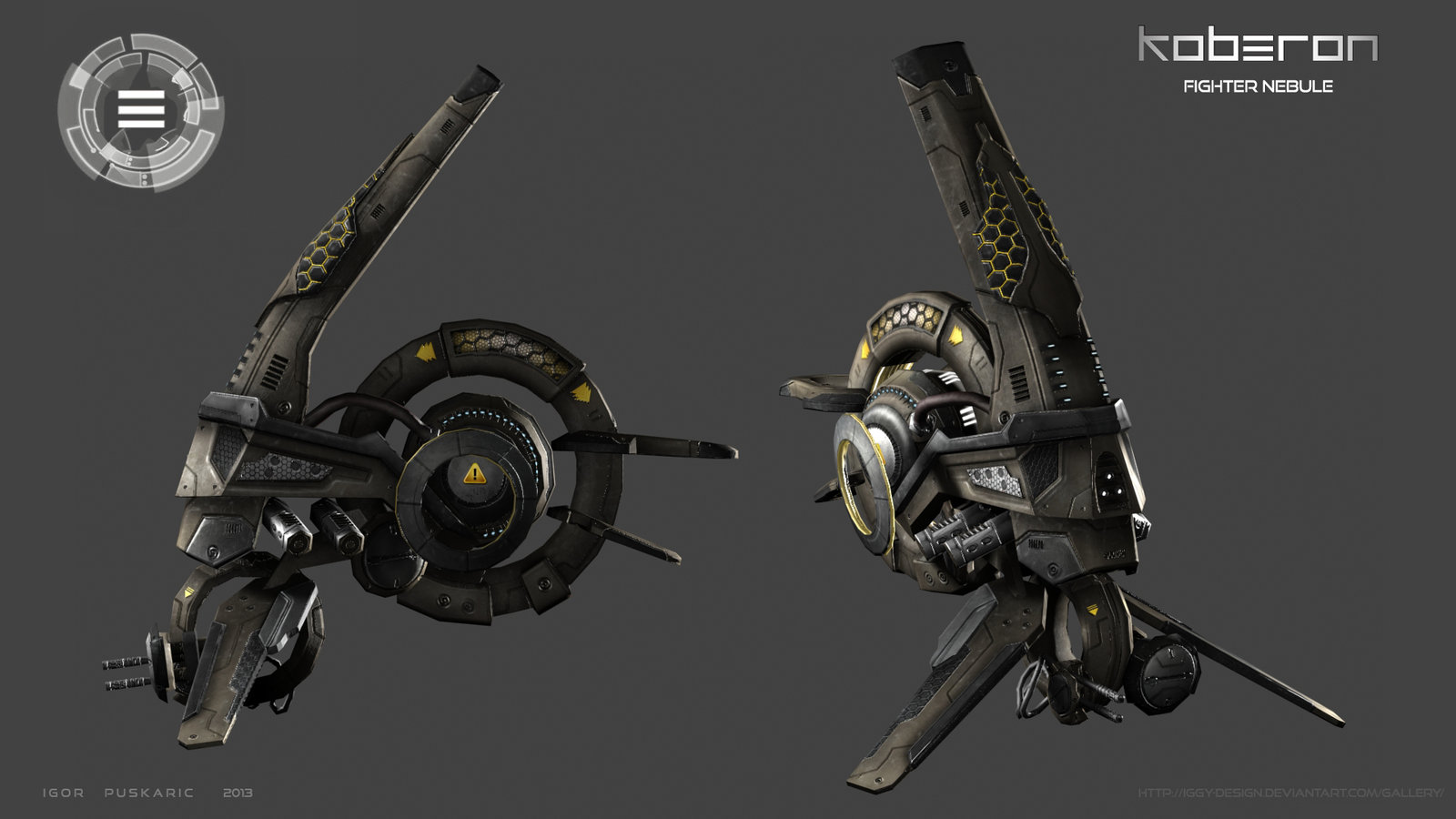 Zeneca Drone: Made it as a concept for a project.