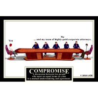 Click to see the full-sized image: 'Compromise (humor)'.