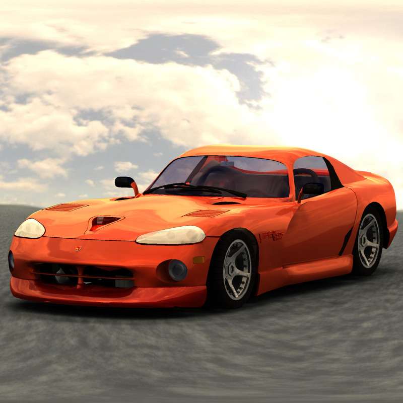 Viper IBL: Another test using Image-Based Lighting with Poser Pro 2010.
