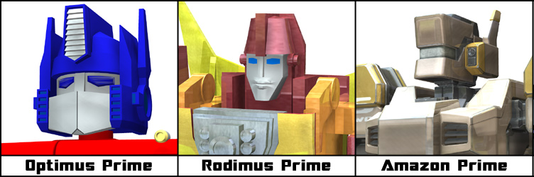 Meet the Primes: Just a humor image.