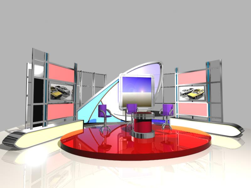 News Studio 005: News Studio 005