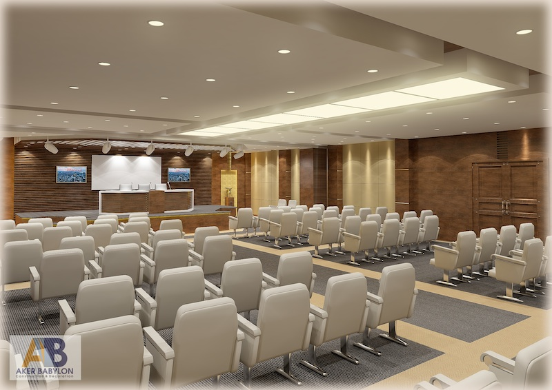 Conference Hall: