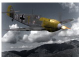 Click to see the full-sized image: 'JG 51 Yellow 1'.