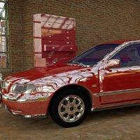 Click to see the full-sized image: 'Volvo V40 Outside'.