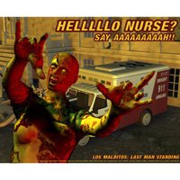 Click to see the full-sized image: 'Hello Nurse'.