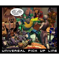 Click to see the full-sized image: 'Universal Pick Up Line'.