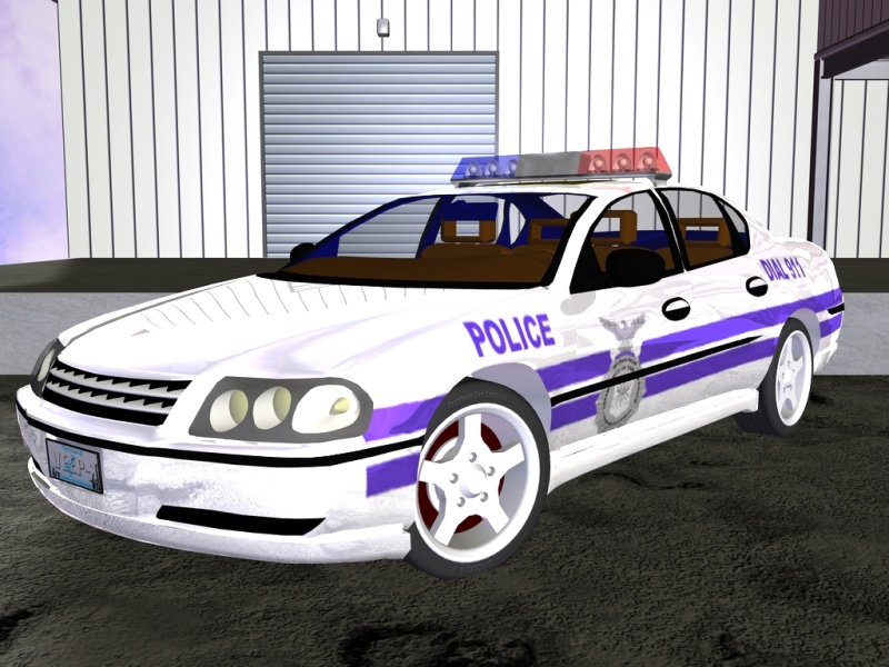 Veepster as Air Force Security Police: My security Police Texture on the Veepster. :D