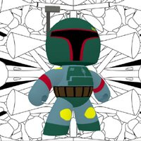 Click to see the full-sized image: 'Veeple Boba Fett'.