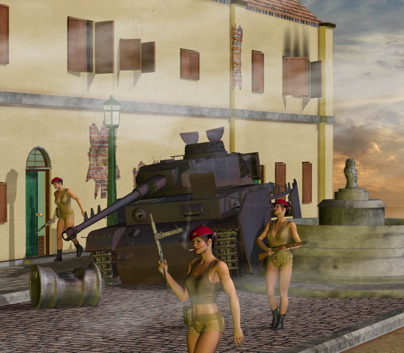 Military Environment 2: