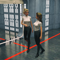 Click to see the full-sized image: 'Star Wars: The T-Girl Saga 17'.