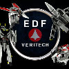 Click to see the full-sized image: 'EDF Veritech Poster'.