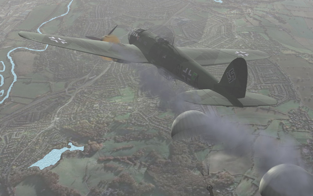 Battle Of Britain Bailout