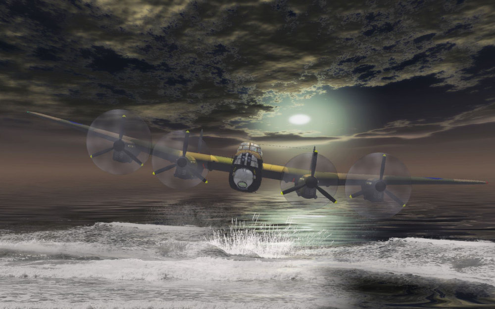 Dambusters `Bombs Gone Skipper`: thanks for looking