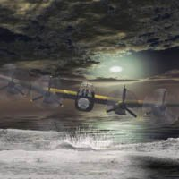 Dambusters `Bombs Gone Skipper`