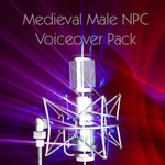 Click to see information about the 'NPC Male Voiceover Set'.