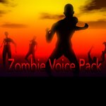 Click to see information about the 'Zombie Voice Pack'.