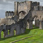 Click to see information about the 'Abbey In Ruins: Monastery (for Poser)'.